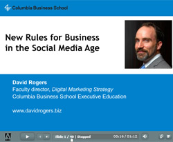 New Rules for Business webinar