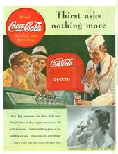 Coca-Cola Ad (1938)