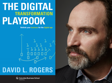 The Digital Transformation Playbook+head