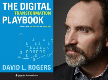 The Digital Transformation Playbook+head